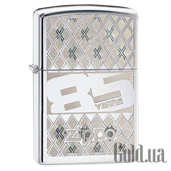 Купить Zippo Зажигалка 85 High Polish Chrome 29438 (zip29438)