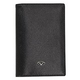 Visconti Pocket Credit Card Black 986NN0124