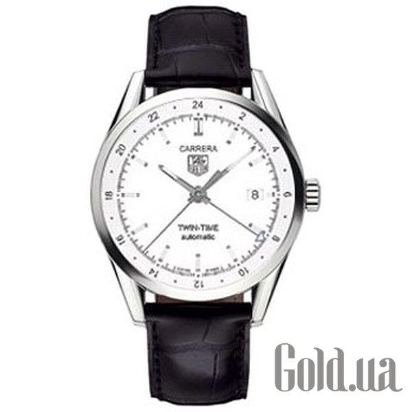 Купить TAG Heuer Carrera Twin Time WV2116.FC6180
