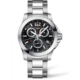 Longines Мужские часы Conquest Chronograph L3.700.4.56.6, 1518298
