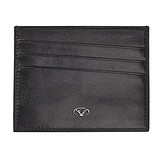 Visconti Credit Card Holder 6CC-Black 986NN0117, 062941