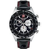 Swiss Military Мужские часы Alpine Sporty Chrono 1622.9176