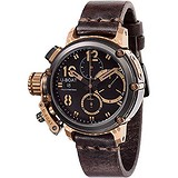 U-Boat Часы Chimera 43mm Bronze Chrono