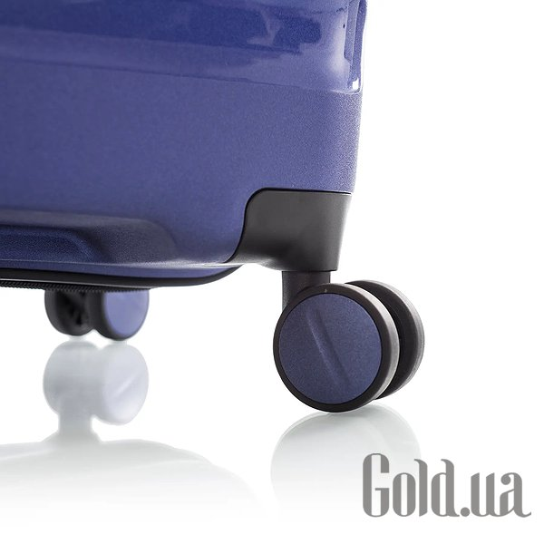 Чемодан Metallix (S) Cobalt Blue5