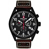 Swiss Military Мужские часы Alpine Leader Chrono 1293.9577