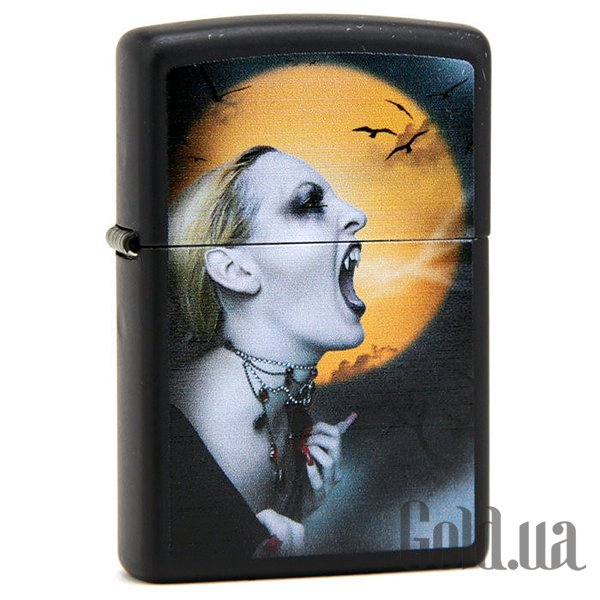 Купить Zippo 218 Screaming Vampiress 28435