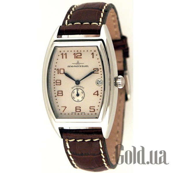 Купить Zeno-Watch Tonneau Retro 8081-6-f2