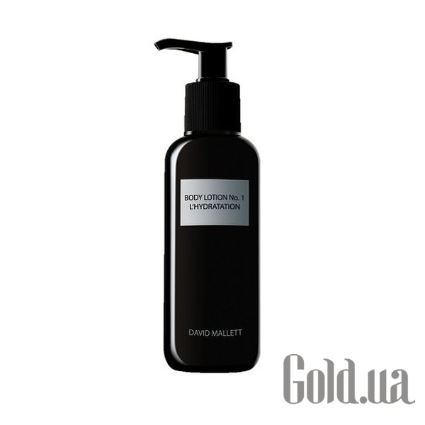 Купить David Mallett Лосьон для тела Body Lotion No1 L'Hydratation 250мл BLOT-01