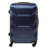 Rogal Чемодан RGL720XS-dark-blue-orange, 1720831